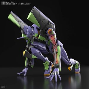 RG All-Purpose Humanoid Decisive Battle Weapon Artificial Human Evangelion Unit 01