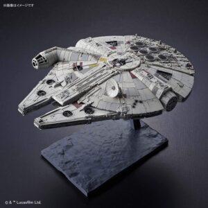 Bandai Star Wars: 1/144 Millennium Falcon (Star Wars: The Rise of Skywalker)