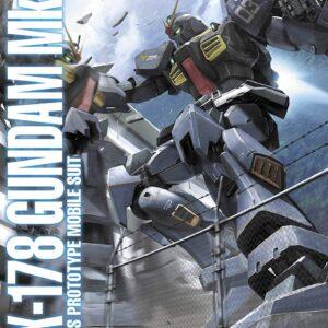 1/100 MG Gundam Mk-II Ver. 2.0 Titans