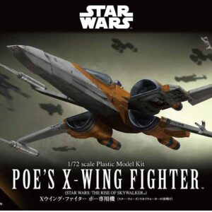 Bandai Star Wars: 1/72 Poe's X-wing Fighter (The Rise of Skywalker) (Feb 2020 Restock)
