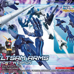 1/144 HGBD:R Zeltzam Arms