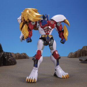 MP-48 Transformers Masterpiece Leo Prime (Lio Convoy) (Beast Wars)