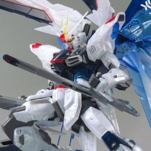 P-Bandai: MG 1/100 Freedom Gundam Ver. 2.0 [Clear Color] (July 2020 Release)