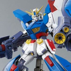 P-Bandai: MG 1/100 Gundam F90II Intercept Mission Pack