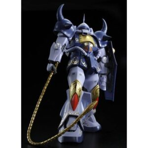P-Bandai: MG 1/100 MS-07B Gouf M'Quve Custom