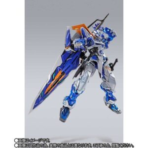 P-Bandai: Metal Build Gundam Astray Blue Frame Second Revis (Sep 2020 Release)
