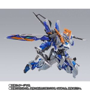 P-Bandai: Metal Build Gundam Astray Blue Frame Second Revis