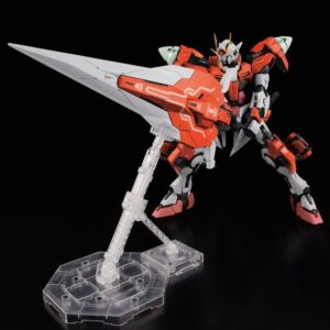 P-Bandai: PG 1/60 00 Gundam Seven Sword/G [Inspection Colors]