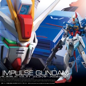 1/144 RG Force Impulse Gundam