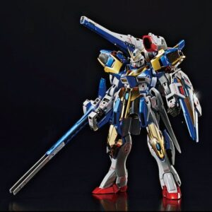 MG 1/100 V2 Assault Buster Gundam Ver. Ka [TITANIUM FINISH]  (Aug 2020 Reissue)