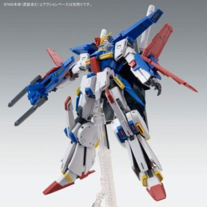 P-Bandai: MG 1/100 Enchanced ZZ Gundam Ver. Ka Extension Parts (Aug 2020 REISSUE)