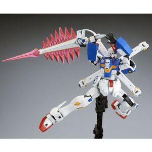 P-Bandai: HGUC 1/144 Crossbone Gundam X3 [REISSUE]