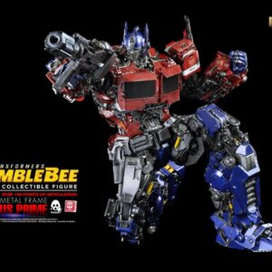 Bumblebee Premium Collectible Optimus Prime 48cm tall (2nd Quarter 2021)