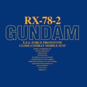 1/60 Perfect Grade RX-78-2 Gundam