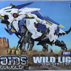ZW01 Zoids Wild Wild Liger by Takara Tomy