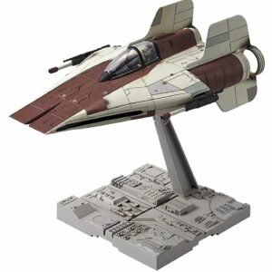 Bandai Star Wars: 1/72 A-Wing Starfighter
