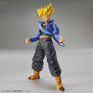 Figure-rise Standard Super Saiyan Trunks (Renewal)