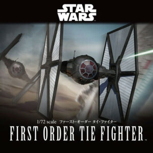 Bandai Star Wars: 1/72 First Order Tie Fighter