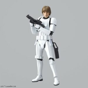 Bandai Star Wars: 1/12 Luke Skywalker Stormtrooper ver