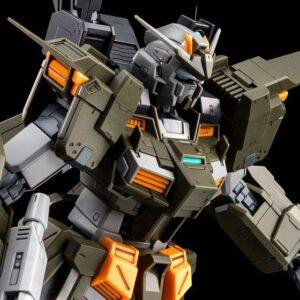 P-Bandai: MG 1/100 Gundam Storm Bringer FA (Fatal Ash)/ GM Turbulence
