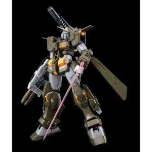 P-Bandai: MG 1/100 Gundam Storm Bringer FA (Fatal Ash)/ GM Turbulence (Nov 2020 Release)