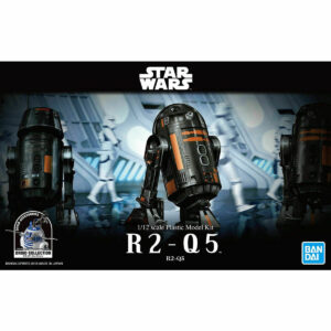 Bandai Star Wars: 1/12 R2-Q5