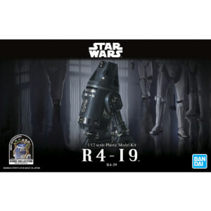 Bandai Star Wars: 1/12 R4-I9