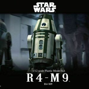 Bandai Star Wars: 1/12 R4-M9