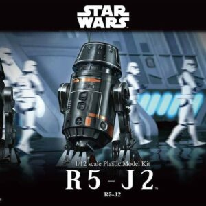 Bandai Star Wars: 1/12 R5-J2