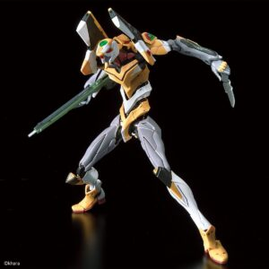 RG All-Purpose Humanoid Decisive Battle Weapon Artificial Human Evangelion ProtoType Unit-00