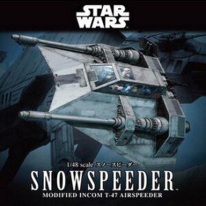 Bandai Star Wars: 1/48 Snowspeeder