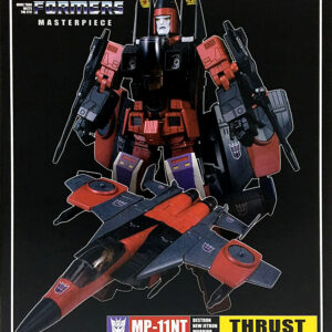Transformers  Masterpiece MP-51 MP-11NT Thrust
