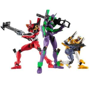 Eva-Frame: Rebuild of Evangelion Vol.01: 1Box (8pcs) (Feb 2021 Release)