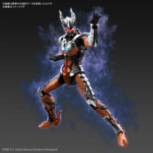 Figure-rise Standard Ultraman Suit Zero -Action- (Nov 2020 Release)