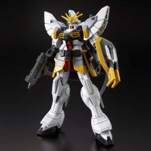 P-Bandai: HGAC 1/144 Gundam Sandrock Custom (Jan 2021 Release)