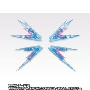 P-Bandai: Metal Build Wing of Light Effect for Strike Freedom Gundam Soul Blue (Feb 2021 Release)