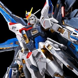 P-Bandai: RG 1/144 Strike Freedom Gundam [TITANIUM FINISH] (Jan 2021 Release)