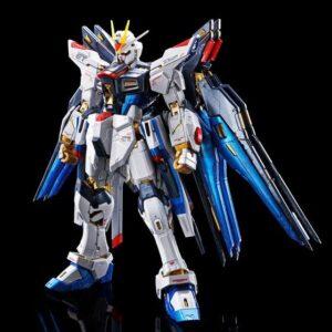 P-Bandai: RG 1/144 Strike Freedom Gundam [TITANIUM FINISH] (Jan 2021 Release)