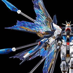 "P-Bandai: RG 1/144 Strike Freedom ""WINGS OF THE SKY"" Effect (Jan 2021 Reissue)"