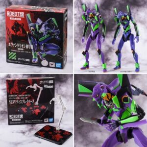Robot Damashii (Side EVA) EVA Unit-01 -Rebuild of Evangelion-