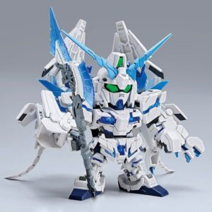 SD BB Senshii Unicorn Gundam Perfectibility [The Gundam Base Limited] (Feb 2021 Release)