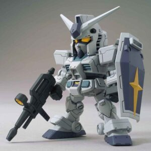 SD Cross Silhouette RX-78-3 Gundam G-3 [Cross Silhouette Frame Ver.] [Gundam Base Limited]  (Feb 2021 Release)