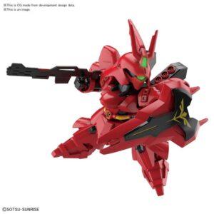 SD Gundam EX Standard Sazabi (Dec 2020 Release)