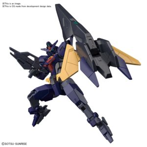 1/144 HGBD:R Core Gundam II [Titans Color] (Dec 2020 Release)