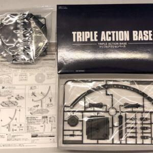 P-Bandai: Triple Action Base