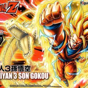 Figure-rise Standard Super Saiyan 3 Son Goku (Renewal Ver.)