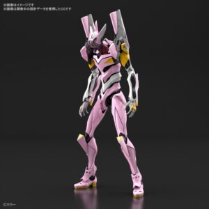 RG Regular Humanoid Weapon Android Evangelion Production Model (Wille Custom) EVA-08 Alpha (Jan 2021 Release)
