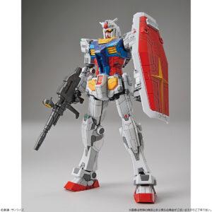 P-Bandai: 1/144 RX-78F00 Gundam & Gundam Dock (May 2021 Reissue)
