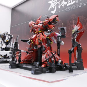 METAL STRUCTURE 1/60 MSN-04 Sazabi Revealed (2021 Release)