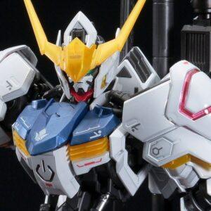 P-Bandai: 1/100 MG Gundam Barbatos (Titanium Finish) (Jan 2021 Release)